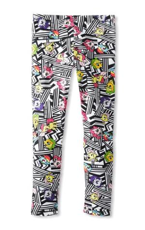 MLP Colorful leggings..YES!