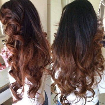 Dark Brown, Brunette