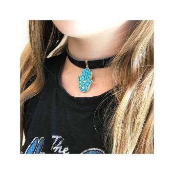 Snap't choker with charm - pick your own! www.snaptnyc.com