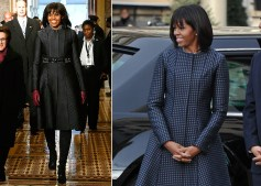 michelle-obama-vestido-thom-browne-casaco