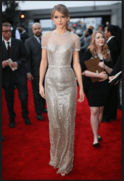 Taylor Swift, Chainmail style dress