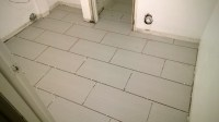 How To: Lay Tile Flooring | girlsvsblog