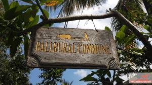 bali rural commune