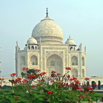 ASIA Taj Mahal flickr