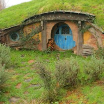 OC 2 Be a hobbit in Matamata