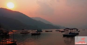 Phewa Lake - Nepal