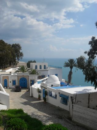 Sidi Bou Said - © Jolien Peters