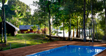 From the Danpaati River Lodge website