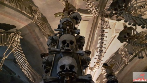 The bone church of Kutna Hora- Sedlec Ossuary 4.jpg