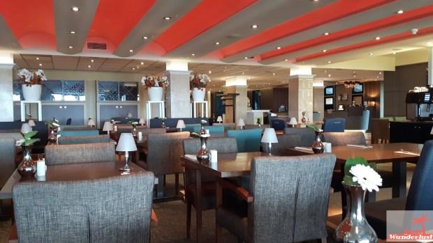 HOTEL REVIEWCarlton beach hotel, Scheveningen, restaurant