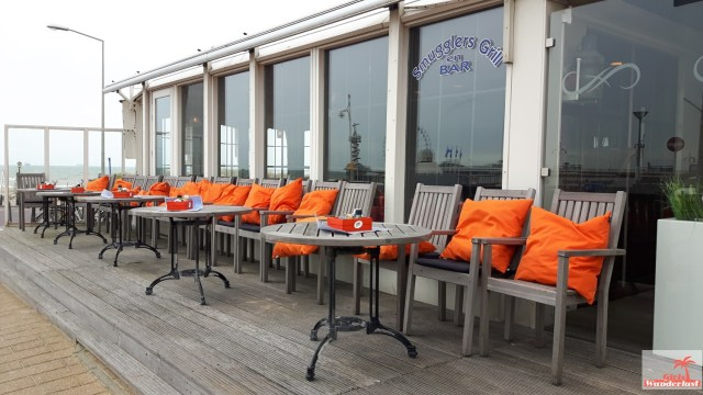 HOTEL REVIEW Carlton beach hotel, Scheveningen, Smugglers Grill and Bar.jpg