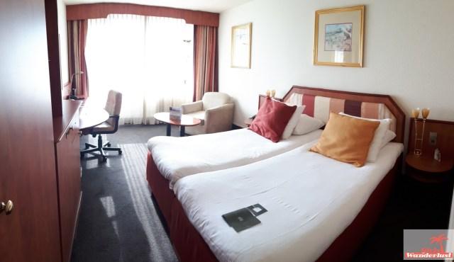 HOTEL REVIEWCarlton beach hotel, Scheveningen, Superior Room.jpg