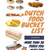 Dutch food bucket list - 30 Foods you must try