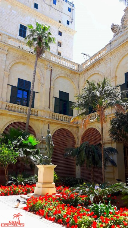 Grandmasters's Palace Valletta - Cityguide Valletta, Malta by Girlswanderlust.jpg