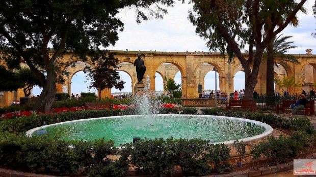 Upper Barrakka Garden  - Cityguide Valletta, Malta by Girlswanderlust.jpg