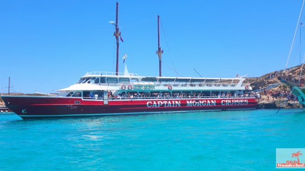The Blue Lagoon, Comino Island – A piece of paradise in Malta - Captain Morgan Cruise