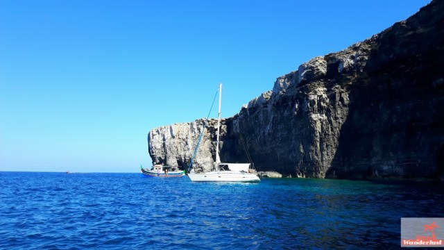 The Blue Lagoon, Comino Island – A piece of paradise in Malta - Cliffs