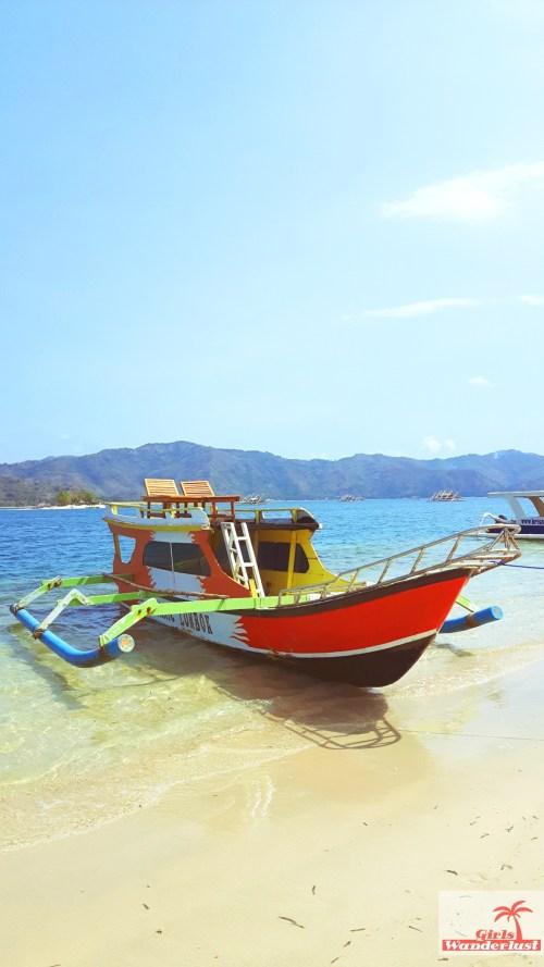 Gili Nanggu, Gili Tangkong, Gili Kedis and Gili Sudak – The paradise islands of Lombok via @Girlswanderlust. Gili Lombok 2 #girlswanderlust #gili #lombok #indonesia #gilinanggu #nanggu
