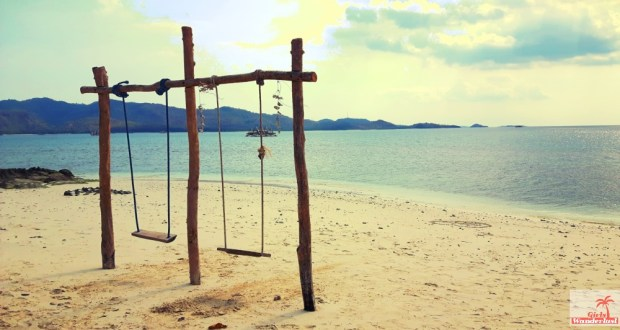 Gili Nanggu, Gili Tangkong, Gili Kedis and Gili Sudak – The paradise islands of Lombok via @Girlswanderlust. Gili Tangkong 2. #girlswanderlust #gili #lombok #indonesia #gilinanggu #nan