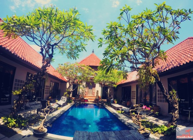 Great value for money; overnight at Sindhu Mertha Suite Sanur, Bali Indonesia @girlswanderlust Swimmingpool #sindhu #mertha #suite #bali #sanur #indonesia #asia #hotelreview #sanurbali