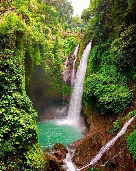Singsing waterfall @balikrishnaaromatics