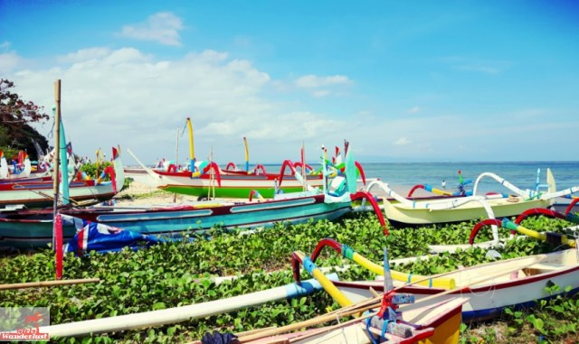 Travel guide @Sanur @Bali – Things to do, eat, sleep, and party - #Sanur #Bali #Indonesia #bar #restaurant #travelguide #travel #traveling #wanderlust #girlswanderlust #coverphoto #pantai #beach #pantaisanur #fisherboats.jpg