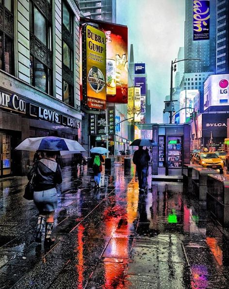 50 Things to do on a rainy day while traveling by @girlswanderlust photo from Instagram @timessquaredaily #travel #wanderlust #traveling #traveltips #girlswanderlust #rain #rainy days #r