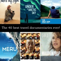 40 Travel documentaries creating a lot of wanderlust!