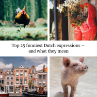 Top 25 funniest Dutch expressions!