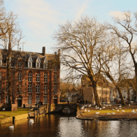 An exciting 2 days winter itinerary Bruges, Belgium