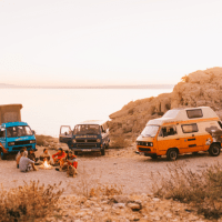 Pros and cons of traveling by camper van
