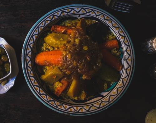 Girls Who Travel | Couscous