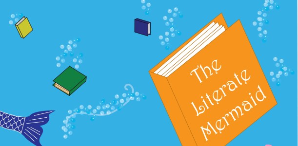 The Literate Mermaid by Christina Quintana