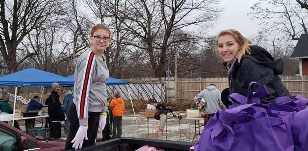 Little Girls Doing Big Things: Addisyn & Sheridan Goss of Snuggle Sacks