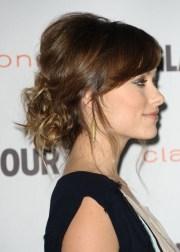 stunning updos short hair