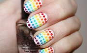 easy nail design cute