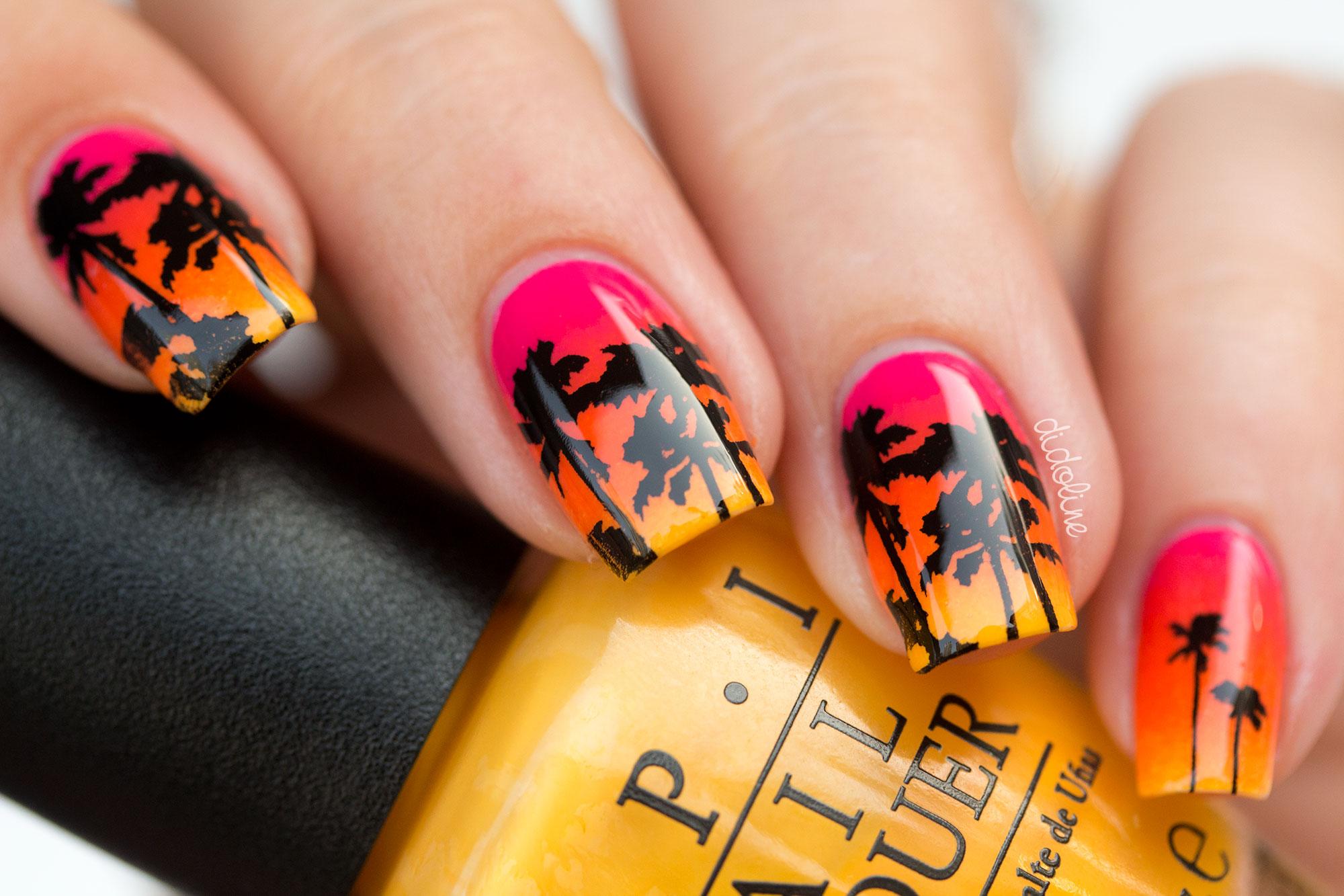 25 Acrylic Nail Designs