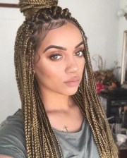 box braids hairstyles girlterest