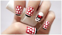 Disney Nails and Makeup | Disney Inspired Makeup & Nail Art