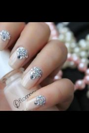 silver nails 30 gorgeous