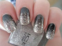 Silver Nails | 30 Gorgeous Silver Nail Designs