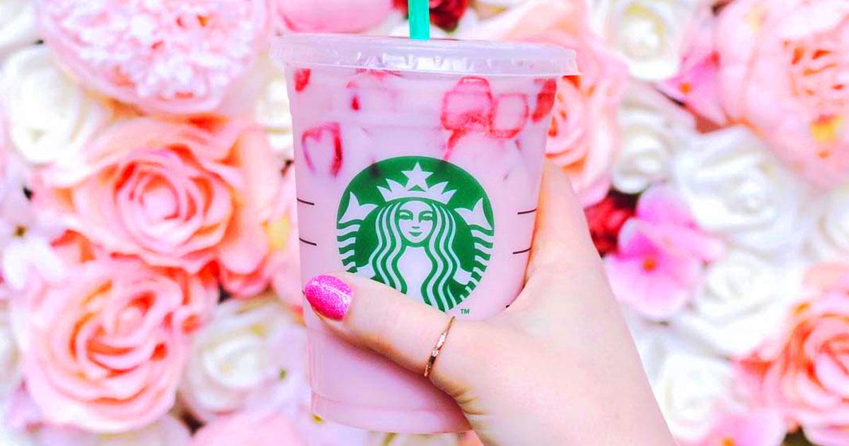 Instagram Worthy Starbucks Pink Drinks Pink Drink Galore