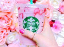 Instagram Worthy Starbucks Pink Drinks | Pink Drink Galore!