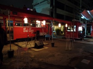 Bus Bar in Chiang Mai