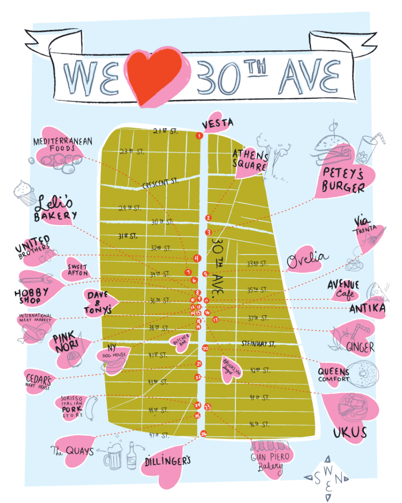 We Heart 30th Ave