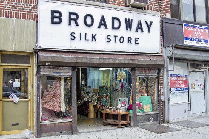 Broadway Silk Store