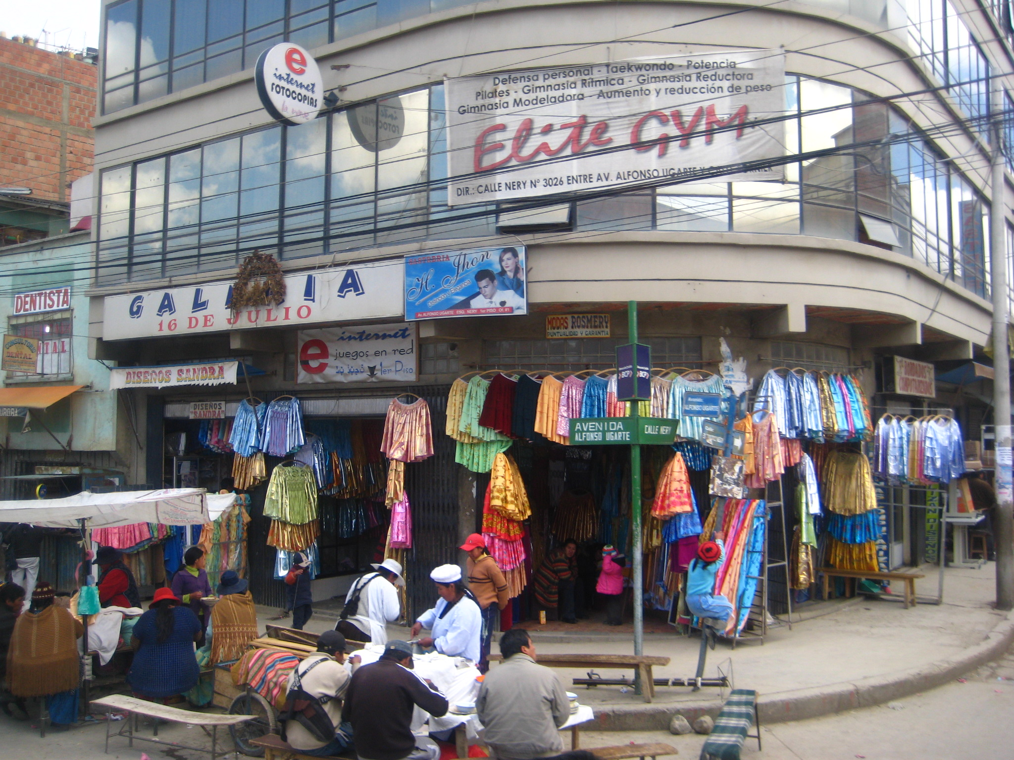One of the million store selling skirts