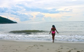 Girl, Unspotted -- Puerto Galera