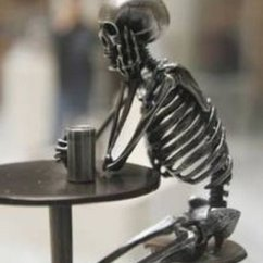 Skeleton Chair Coffee Cover Hire Swindon The Art Of Beer-volume 2 | Girl Vs. Beer