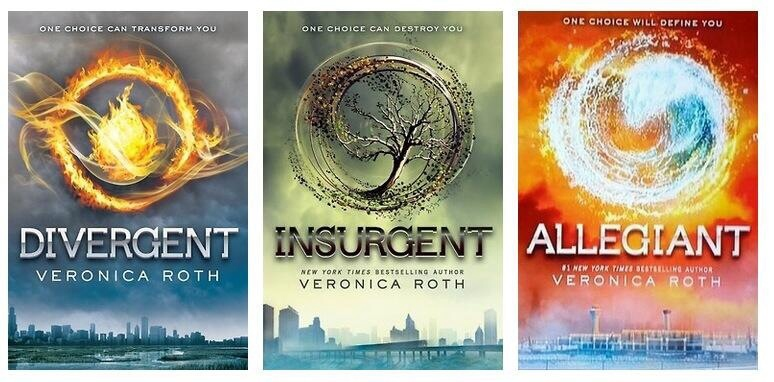 Book Review: Divergent Trilogy – girl vs planet